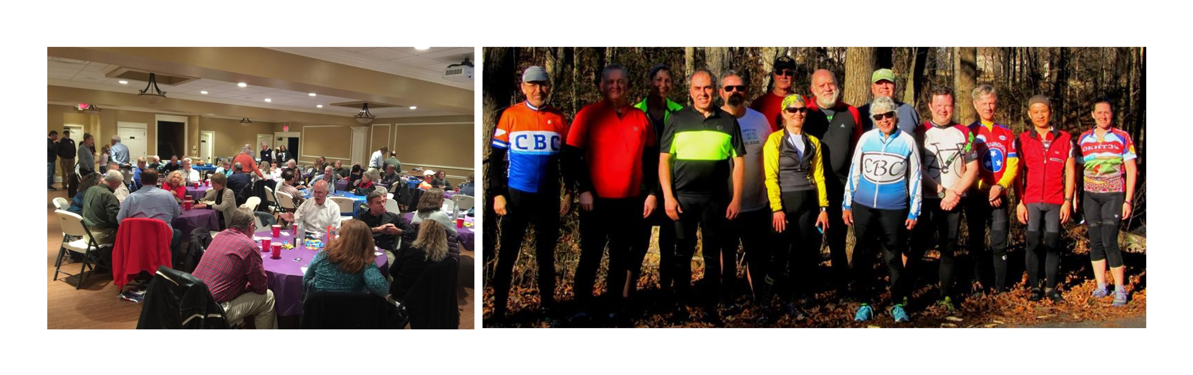 Winter Thaw Ride – Annual Party – January 2018
